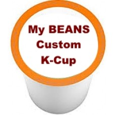 B*E*A*N*S Custom K-Cups: COMING SOON!